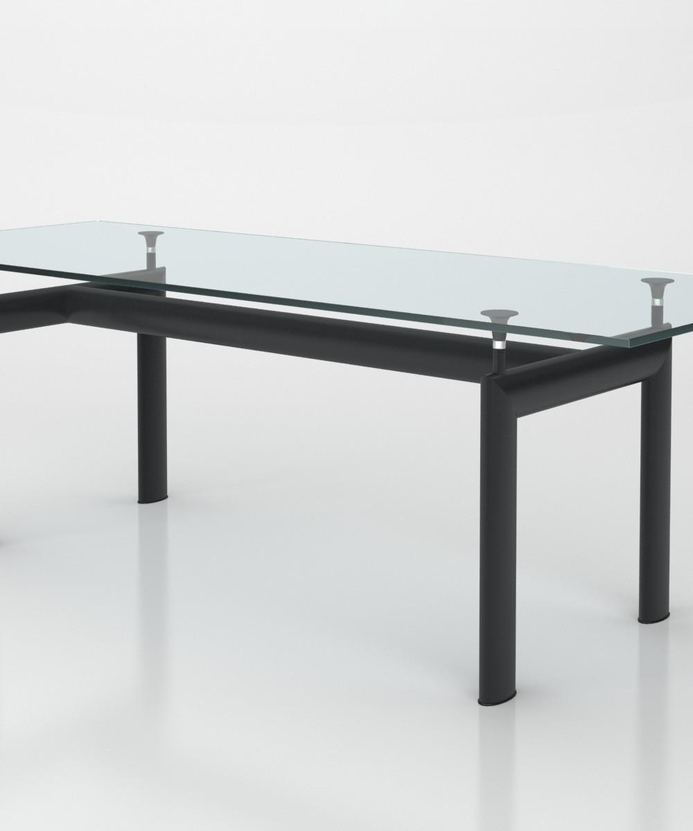 Tavolo Le Corbusier.Tavolo Bauhaus Con Piano Sp Mm19