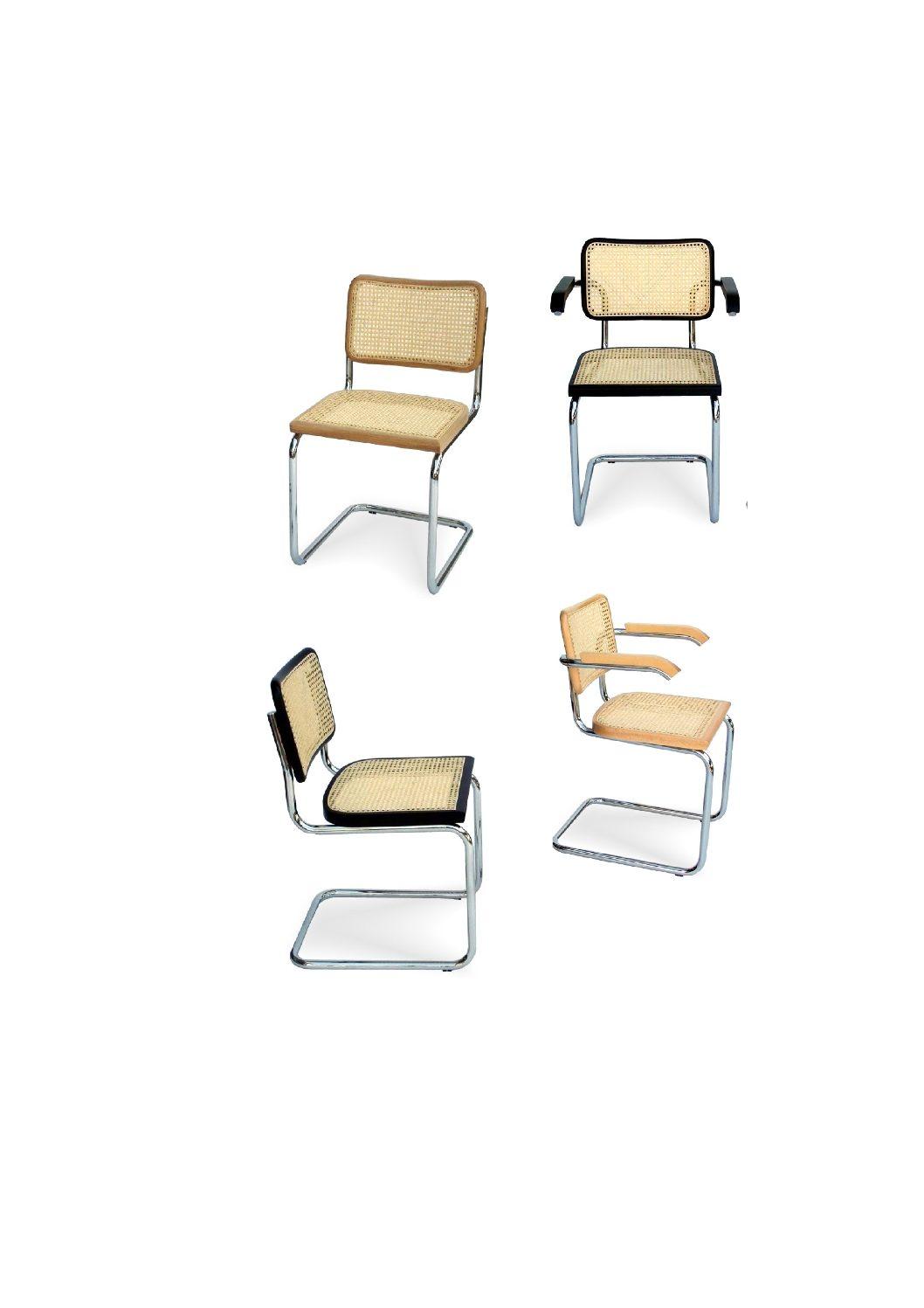 Ricambi Per Sedie Cesca Arredamento Bauhaus